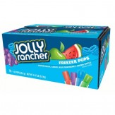 Jolly Rancher Freezer Pops, Assorted Flavors, 1 Fl Oz, 70 Count