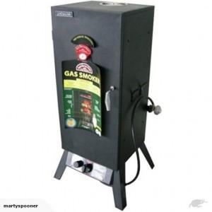 "Great Outdoors Smoky Mountain 16"" x 34"" Gas Smoker BRAND NEW  |"