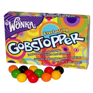 Wonka Gobstopper 141.7g |