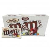 M&M WHITE CHOCOLATE SINGLES