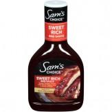 Sam's Choice Sweet Rich BBQ Sauce 510g