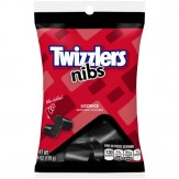 TWIZZLERS NIBS Licorice Candy 170g