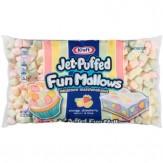 Kraft Jet-Puffed Marshmallows Funmallows Miniature 283g