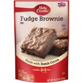 Betty Crocker Fudge Brownie Mix 290g