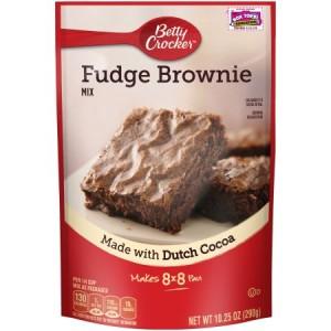 Betty Crocker Fudge Brownie Mix 290g |
