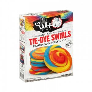 Duff Goldman Tie-Dye Swirls Premium Sugar Cookie Mix 496g |