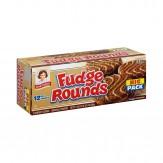 Little Debbie's Fudge Rounds 12 ct 684g