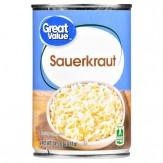 Great Value Sauerkraut 411g