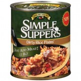Margaret Holmes Simple Suppers Dirty Rice Fixins' Mix 765g