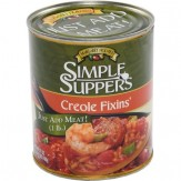 Margaret Holmes Simple Suppers Creole Fixins' 765g