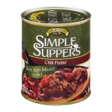 Margaret Holmes Simple Suppers Chili Fixins' 765g