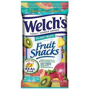 WELCH'S  Fruit Snacks Island Fruits 64g |