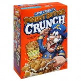 Cap'n Crunch-Peanut Butter 355g