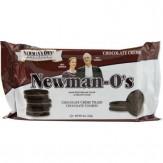 Newman's Own Organics Newman-O's Creme Filled Cookies Chocolate Creme 226g