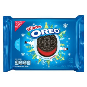 Oreo Winter Cookies 435g USA Foods
