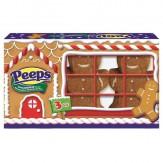 Gingerbread Flavoured Marshmallow Peeps Gingerbread Men 3ct