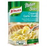 Knorr® Pasta Sides Creamy Garlic Shells 124g