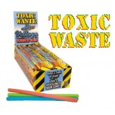 Toxic Waste Hi Voltage Sour Bubblegum 90g