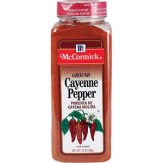 McCormick Ground Cayenne-Red Pepper 396g