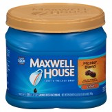 Maxwell House® Master Blend Medium Light Roast Ground Coffee  760g
