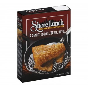 Shore Lunch Original Recipe Fish Breading Batter Mix 255g |