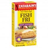 Zatarain's® Fish Fri® Crispy Southern Seafood Breading Mix 340g