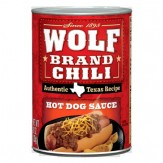 Wolf Brand Chili Hot Dog Sauce 283g