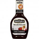 KC Masterpiece 30 Minute Marinade Classic Steakhouse 473ml
