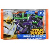 Star Wars Popping Candy 33 count