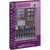 Hard Candy Season of Sparkle Glitter Gel, Eye Shadow & Eyeliner Collection Gift Set  22 pc