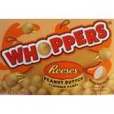 Whoppers Peanut Butter 113g DATED STOCKx4