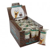 Candy showcase jelly filled mallow cones 24 ct