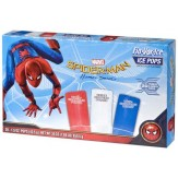 Spiderman Freezer Pops 20ct