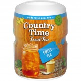 Country Time Iced Tea - Sweet Tea 521g Cannister