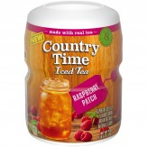 Country Time Iced Tea Raspberry Patch 538g Canister