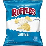 Ruffles Original Potato Chips 28.3g