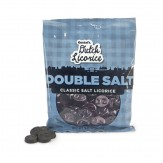 Gustafs Double Salt Licorice 150g