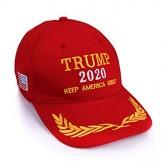 TRUMP 2020 CAP- RED