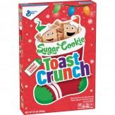 Sugar Cookie Toast Crunch Breakfast Cereal  340g