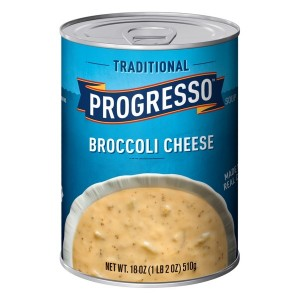 Progresso Traditional Broccoli Cheese Soup 510g |