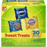Nabisco Variety Pack Cookies, Sweet Treats 30 Count