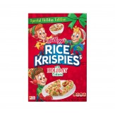 Rice Krispies Holiday Colors Breakfast Cereal 280g