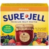 Sure-Jell Original Premium Fruit Pectin, 49g Box