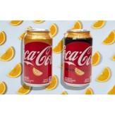 Coke Orange Vanilla  355ml NEW RELEASE