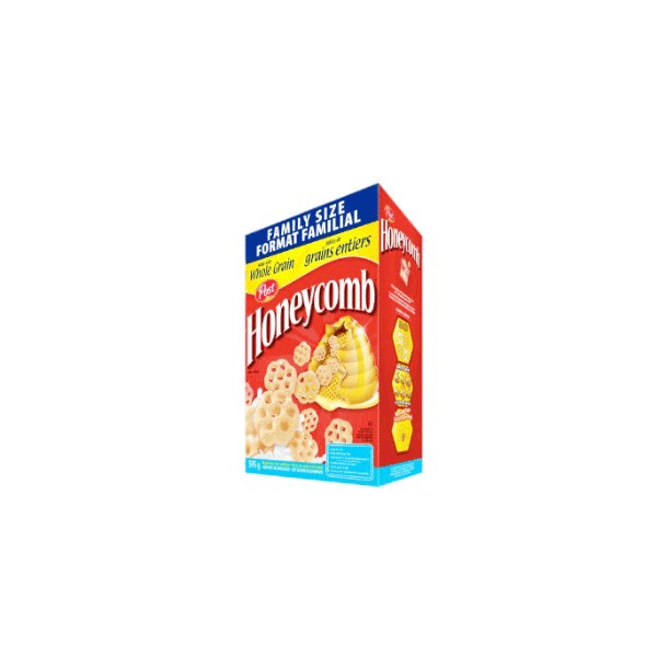 Post Honeycomb Cereal 595g (FAMILY SIZE)