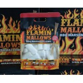 Flamin' Marshmallows! includes bamboo skewers 400g