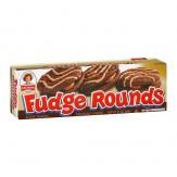 Little Debbie Fudge Rounds single