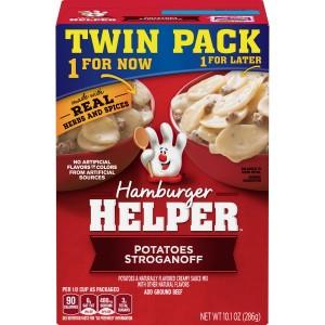 Hamburger Helper Potatoes Stroganoff 286g (Twin Pack) |