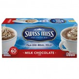 Swiss Miss Hot Cocoa Mix, Milk Chocolate, 26g, 24 ct