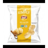 Lays Thick Cut Sea Salted Chips 24.8g
